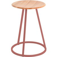Gustave Oak Tree Stool