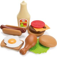 Barbecue condiments set - Set of 12