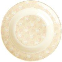 Rabbit soup plate