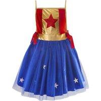Superhero costume dress