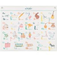 Alphabet Learning Board 80x100cm
