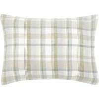 Washed Linen Handkerchief Cushion Cover