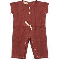 Exclusive: La Petite Collection x Smallable - Linen Jumpsuit