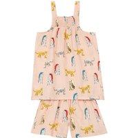 Top + short pyjamas