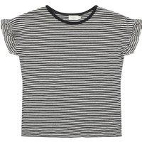 Julie cotton and linen T-shirt