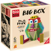 Bigbox construction set, 340 pieces