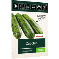 toom Zucchini 'Coucourzelle'