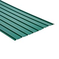 BRAVO Trapezblech H12 Plus grün 200 x 93 cm x 0,4 mm