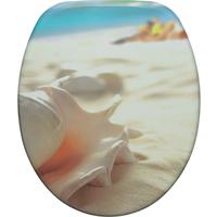 toom WC-Sitz 'Palma Beach', sand