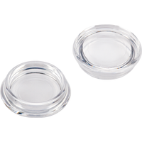 toom Möbeluntersetzer glasklar 4 Stück Ø 30 mm