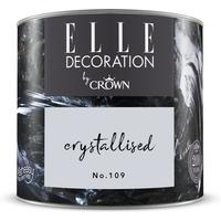ELLE Decoration by Crown Premium Wandfarbe 'Crystallised No. 109' 125 ml
