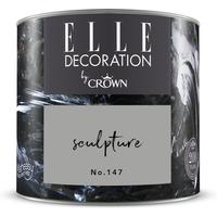 ELLE Decoration by Crown Premium Wandfarbe 'Sculpture No. 147' 125 ml