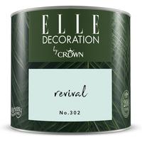 ELLE Decoration by Crown Premium Wandfarbe 'Revival No. 302'  125 ml