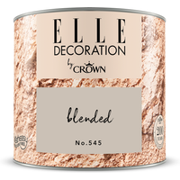 ELLE Decoration by Crown Premium Wandfarbe 'Blended No. 545'  125 ml