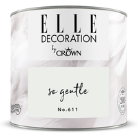 ELLE Decoration by Crown Premium Wandfarbe 'So Gentle No. 611' 125 ml