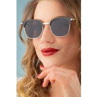 50s Polly Sunglasses In Black