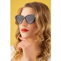 50s Amie Sunglasses In Black