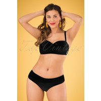 50s Aliyah Bikini Brief In Black