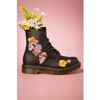 1460 Vonda Softie T Ankle Boots In Black