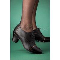 40s Felice Shoe Booties In Black