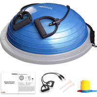 PROIRON Balance Trainer Blue with Resistance Bands & Pump