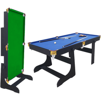 'Air King Magician 6ft Folding Pool Table