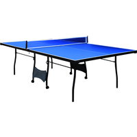 Walker & Simpson Mistral Folding Table Tennis Table Blue