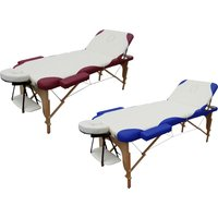 Tahiti Amber Portable Massage Table
