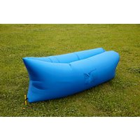 Air King Inflatable Lounger Blue