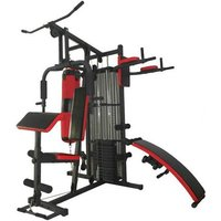 Iron Man IM-409B Home Multi Gym with Punch bag