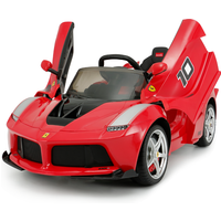 Kids Electric Ride On Ferrari FXX-K 12v Red