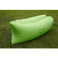 Air King Inflatable Lounger Green