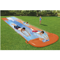 Bestway H2O GO! 16 Foot Triple Water Slide