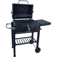 Emberman Prestige Charcoal Barbecue Grill