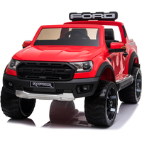 Kids Electric Ride On Ford Ranger Raptor Red