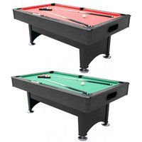Air King Ruby 7ft Pool Table with Ball Return