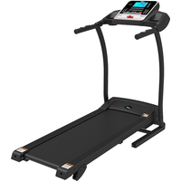 BodyTrain Stride Master Motorised Folding Running Treadmill
