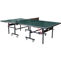 Powertech World Open Table Tennis Table Green