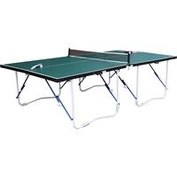Walker & Simpson Flat Hit Full Size Folding Table Tennis Table – Green