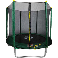 Velocity 6ft Trampoline with Safety Enclosure