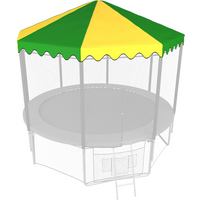 Velocity 10ft Trampoline Tent Roof Cover