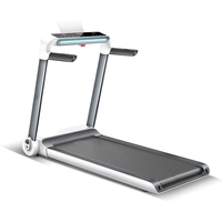 Lontek U3 Folding Motorised Treadmill