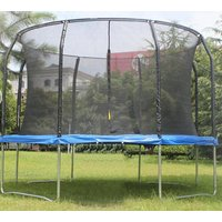 Big Foot 12ft Trampoline + Safety Enclosure