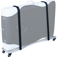 Tahiti Wheeled Trolley Board For Massage Tables