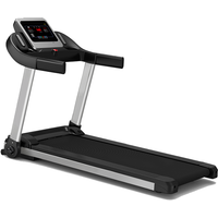 Lontek x510 Folding Motorised Treadmill