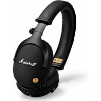 Marshall Bluetooth Stereo Over Ear Headset Monitor, Black
