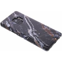 Black Marble Passion Hard Case voor de Samsung Galaxy S9