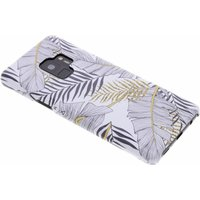 Botanic Passion Hard Case voor de Samsung Galaxy S9