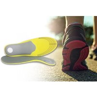 £3.99 instead of £12.96 (from Sole Control) for a pair of sole control running insoles - save 69% - Athletics Gifts