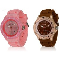 £29 (from Relojitos) for a rubber Fila watch in pink or brown - Brown Gifts
